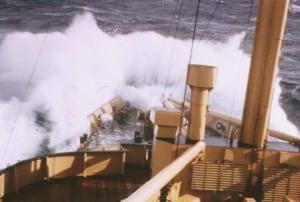 maasdam-1951-bad-weather