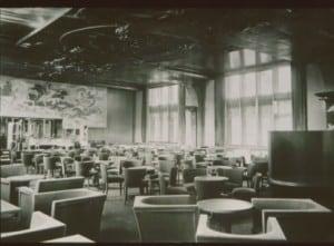 Nieuw Amsterdam 1938 Grand Hall