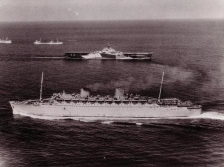 Nieuw Amsterdam (II) of 1938 – – Captain Albert's Blog –