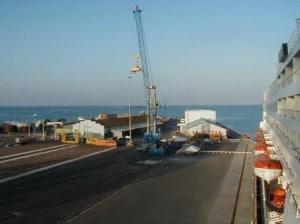 Ponce dock