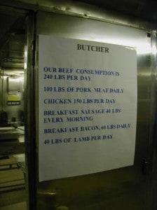 butcher listing