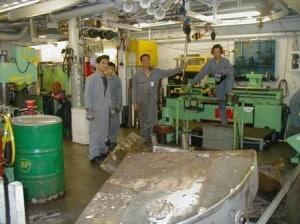 engine workshop web