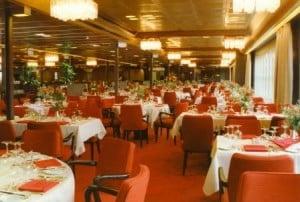 Nieuw Amsterdam 1983 Diningroom