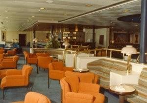Nieuw Amsterdam 1983 Hudson lounge