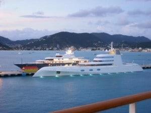 mega yacht web