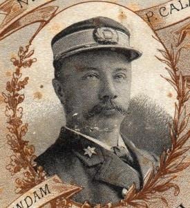 Capt. Bonjer Commodore 1893
