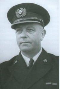 Capt. Brand Rens 1 june 1948 Amsteldyk also staf captain NA ww 2 small