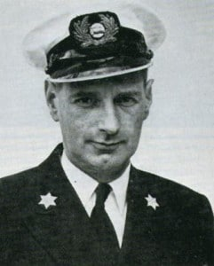 Capt. Brandenburg Henricus J. small