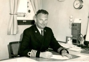 Capt. Deventer H.L van 1960