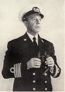 Capt. Haagmans Cornelius