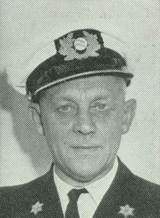 Captain Reedijk, this photo is from late in his career.