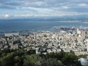 web haifa port