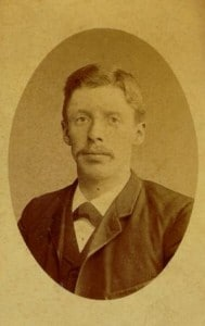 Captain Jan Schottee de Vries