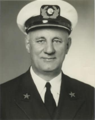 Captain L. M.J Sciwanek.