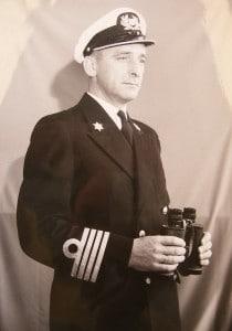 Captain johan Valentin Diehl