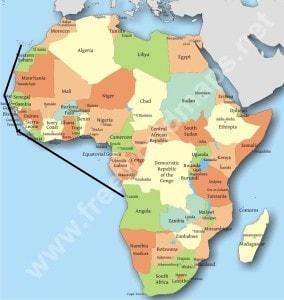 blog africa map