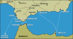 ferries-map