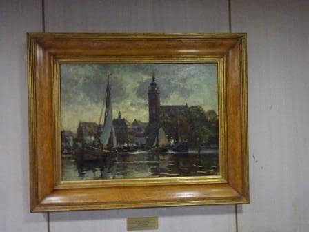 Dutch Harbour by Heinrich Hermanns