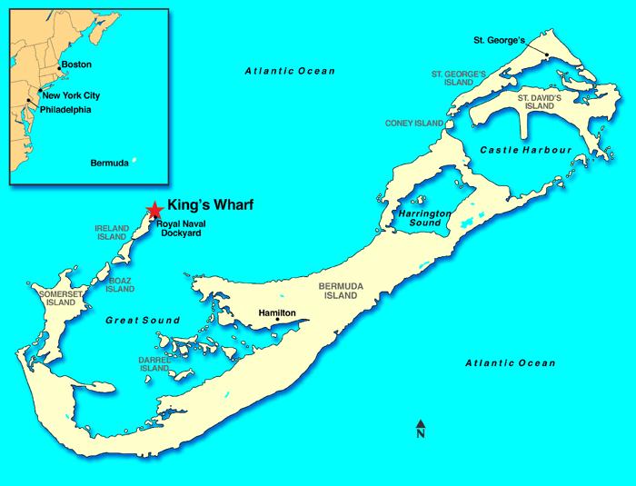 kings wharf bermuda map 19 April 2018 Kings Wharf Bermuda Captain Albert S Blog kings wharf bermuda map